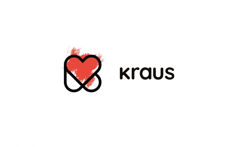 Logo for Kraus Rebranding © All rights reserved to Niklas Beab - Brand & Graphic Design