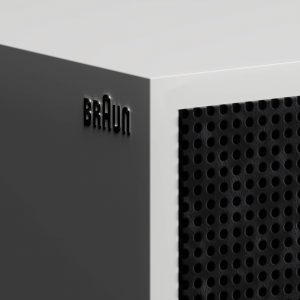 Niklas Beab Braun Speaker 3D Design
