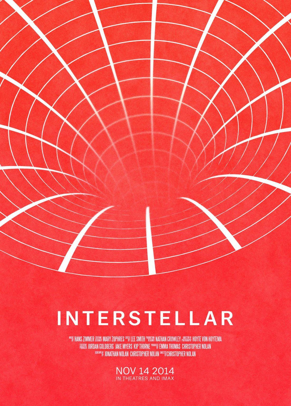 Niklas Beab Interstellar Poster Design