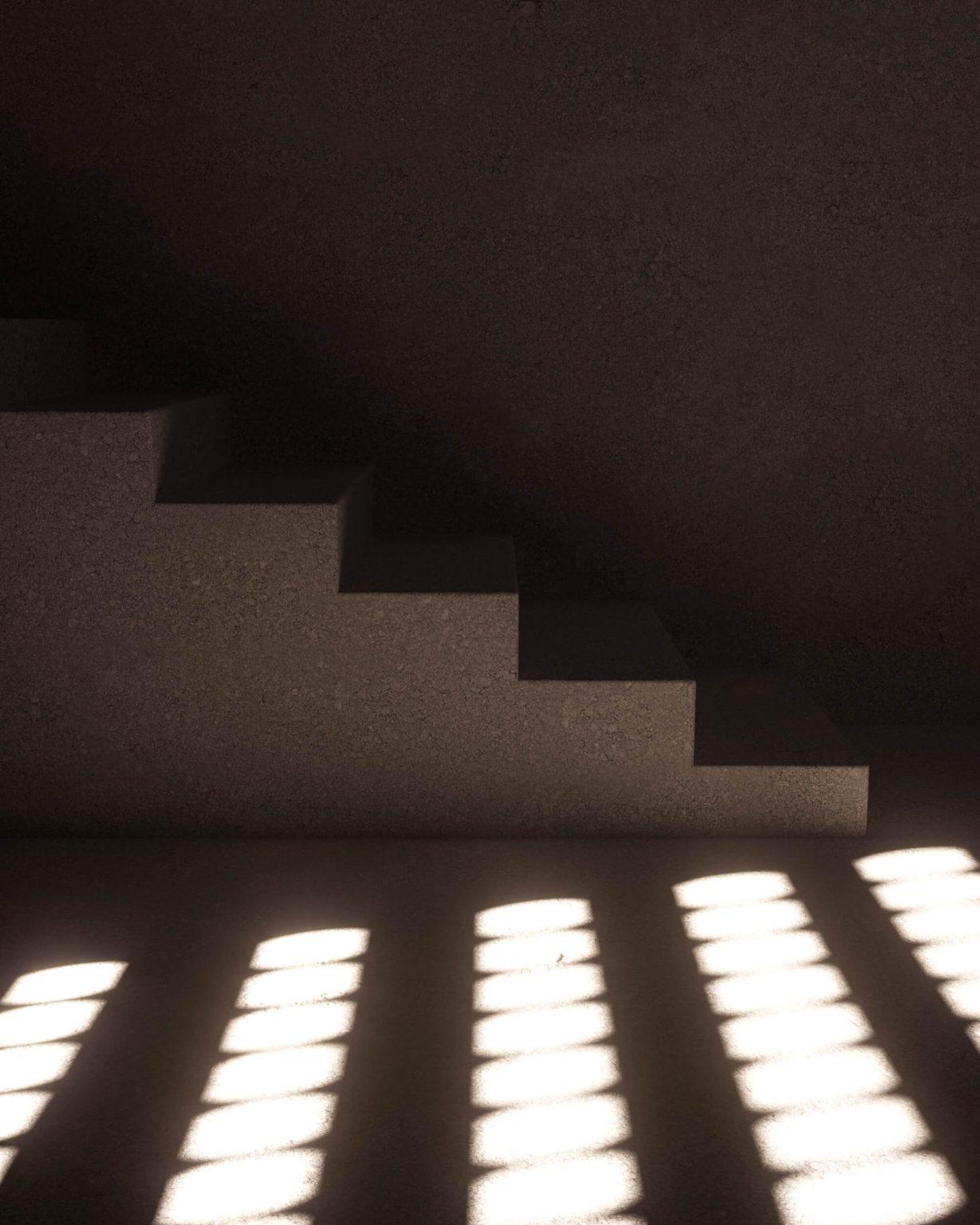 Niklas Beab Stairway 3D Design