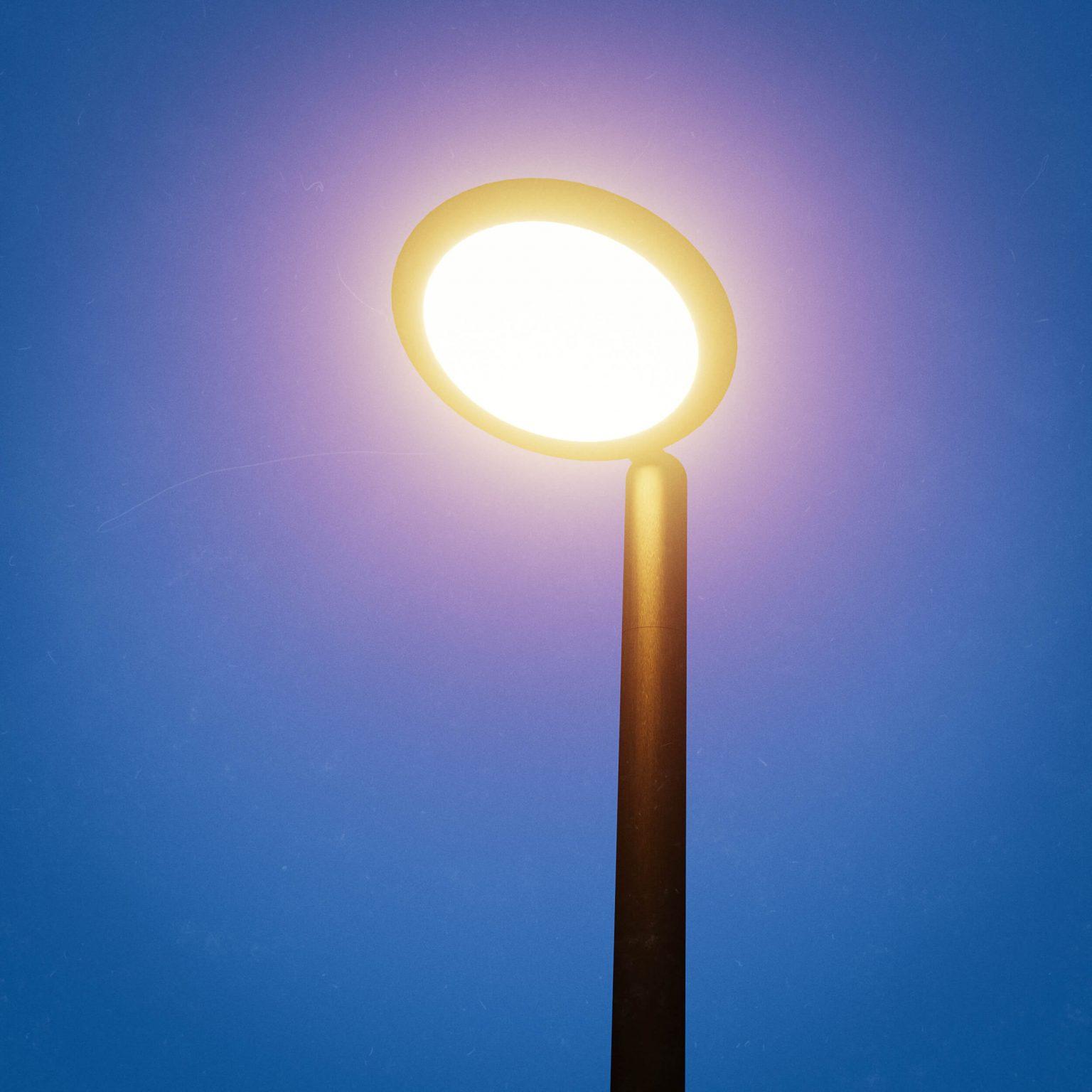 Niklas Beab Streetlamp 3D Design