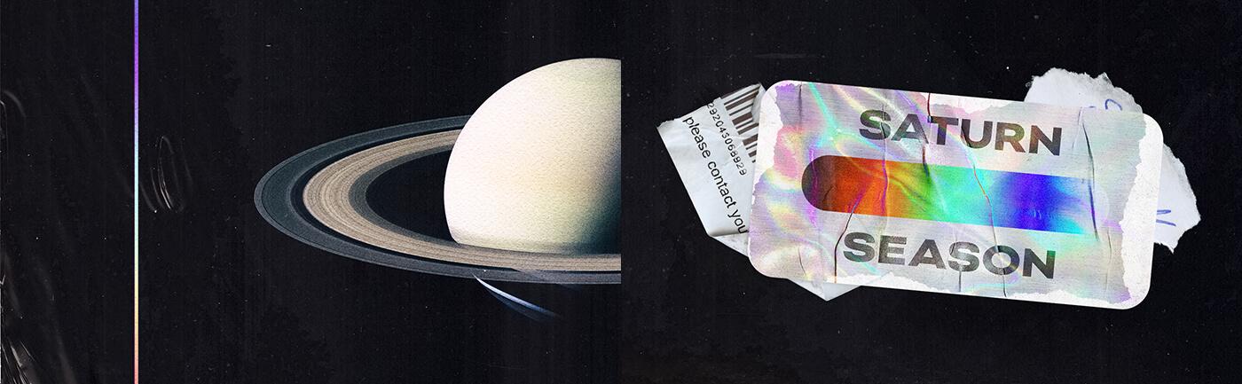 Niklas Beab Cover Artwork Saturn Season Mockup Details